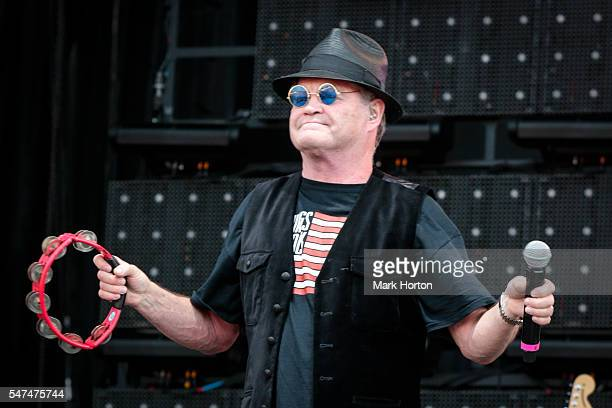 Micky Dolenz performs with The Monkees on Day 6 of the RBC Bluesfest on July 14 2016 in Ottawa Canada