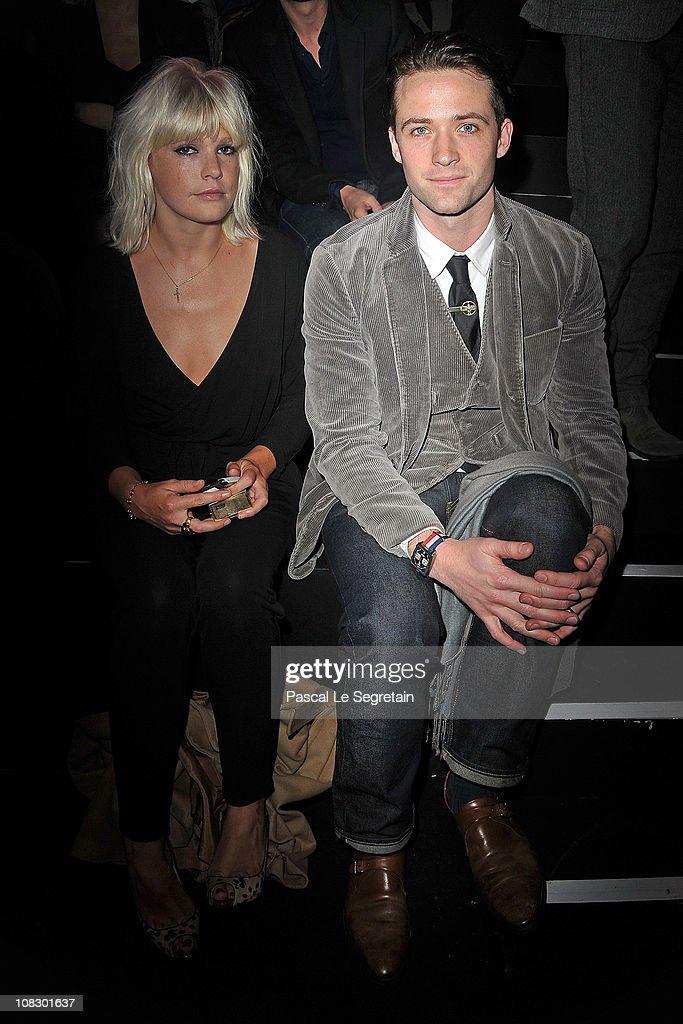 Etam Fashion Show - Front Row -S/S 2011 Collection Launch At Le Grand Palais