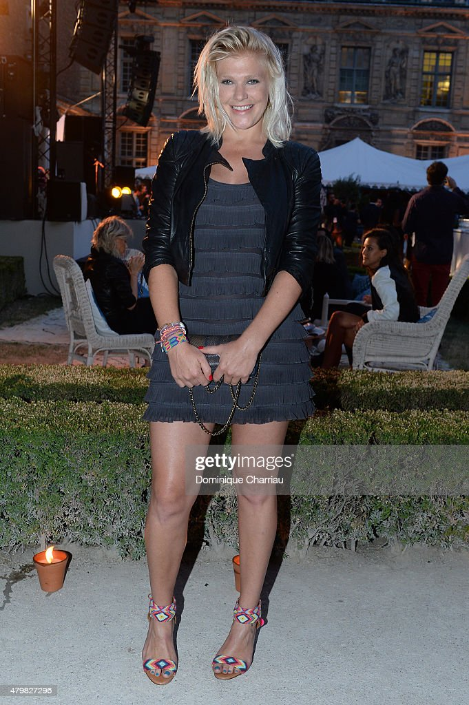 Micky Green attends Tory Burch Paris Flagship Opening after party on July 7, 2015 in Paris, France.