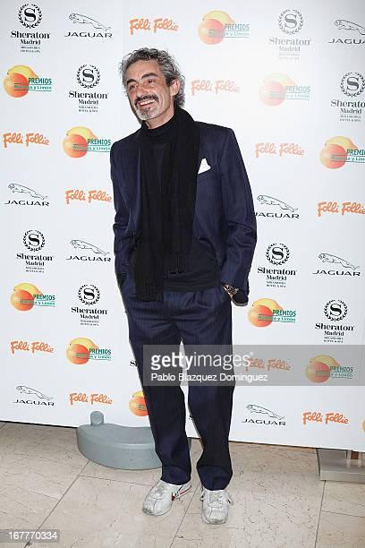 Micky Molina attends 'Orange And Lemon' Awards ceremony at Sheraton Mirasierra Hotel on April 29 2013 in Madrid Spain