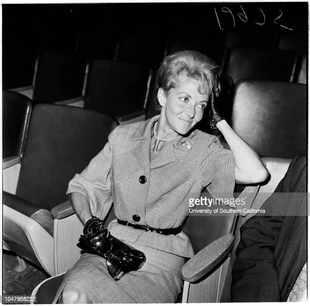 Micky Rooney in court 23 June 1961 Martha Vickers Mickey RooneyCaption slip reads 'Photographer Paegel Date Reporter Coney Assignment Micky Rooney in...