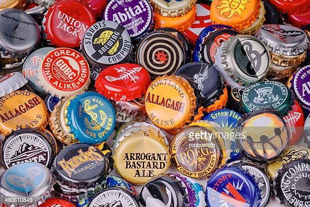 Micro Brewery Bottle Caps