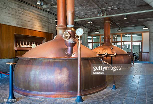 Micro Brewery Copper Cooking Kettles