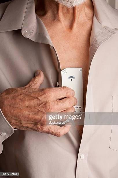 Micro ER Herz- Arrhythmia Herzfrequenz-Messgerät