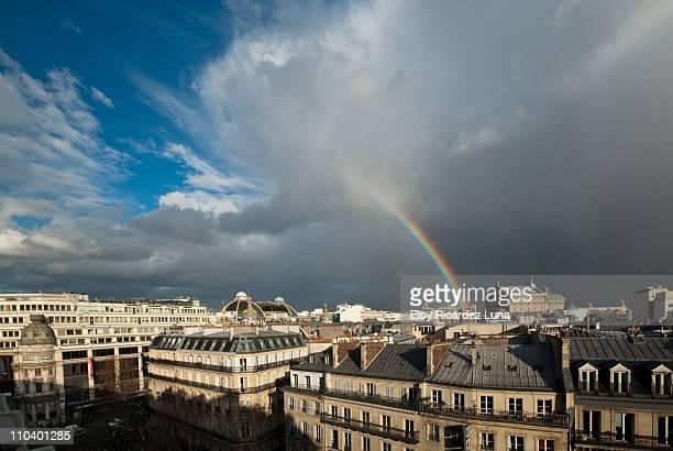 Microclimate in Paris