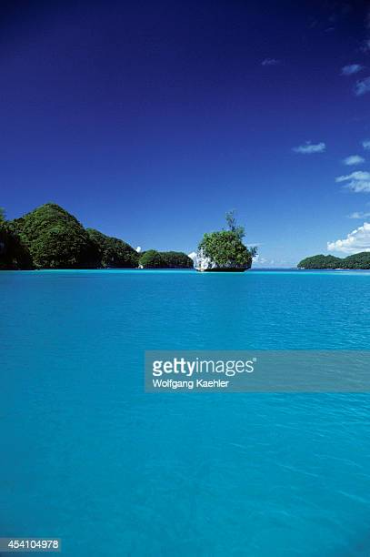 Micronesia Caroline Isls Palau Island Group Rock Islands