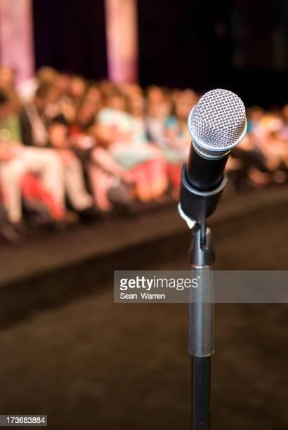 Microfone-Audiência