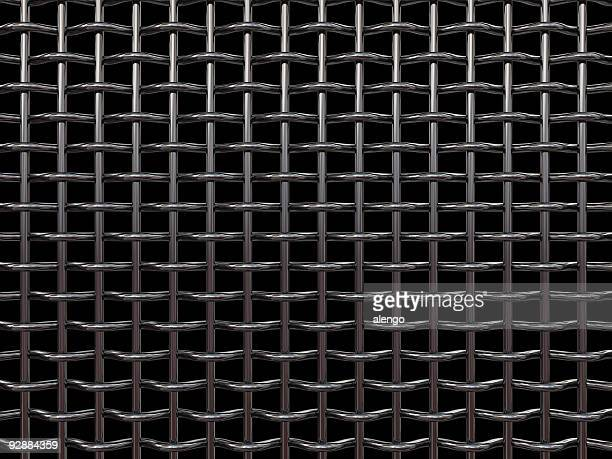 microphone grille - wire mesh stock pictures, royalty-free photos & images