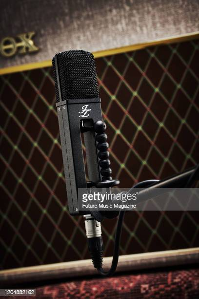 Microphones Black Hole BH2 condenser microphone taken on May 20 2019