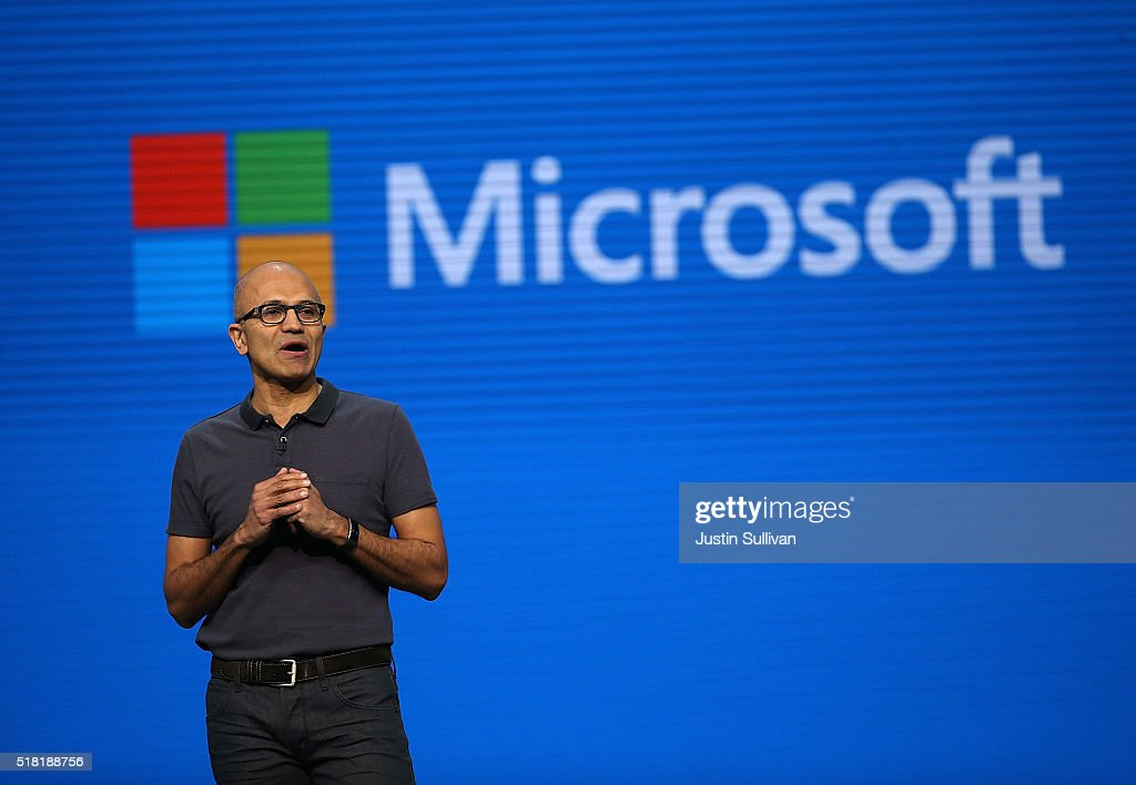 Microsoft Holds Its Annual Build Conference : News Photo