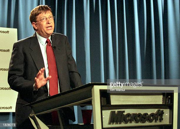 Microsoft Chief Architect Bill Gates comments on the US Court of Appeals decision to overturn a lower court''s ruling that the software giant be...