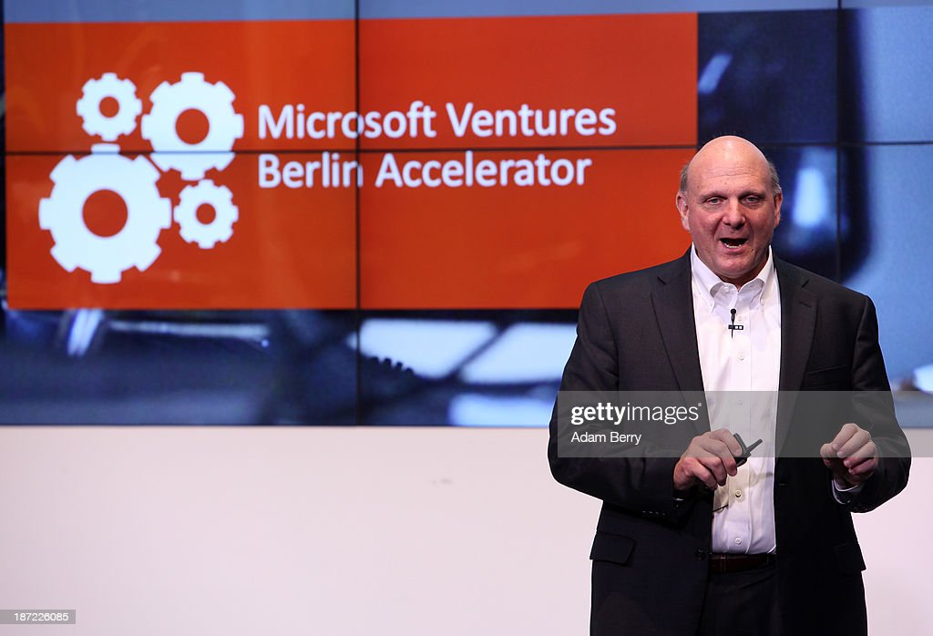 Microsoft Opens New Center In Berlin