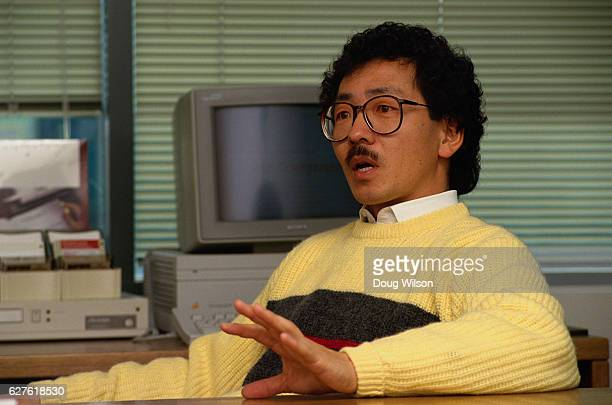 Microsoft Executive Scott Oki