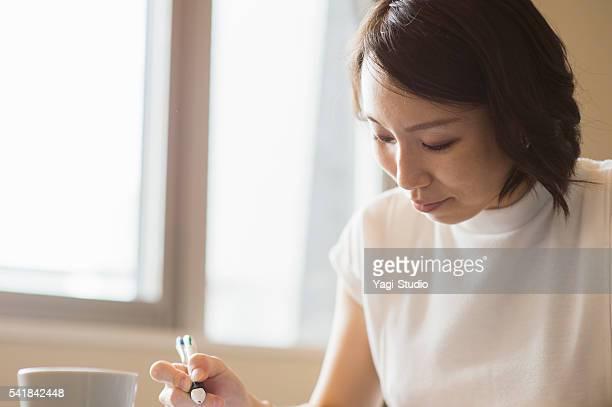 30 代の女性の作成文書
