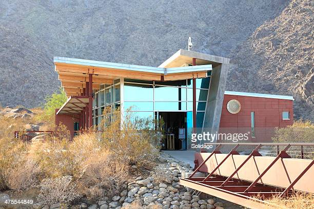 Mid Century Architectural Entrance To Tahquitz Canyon Hiking