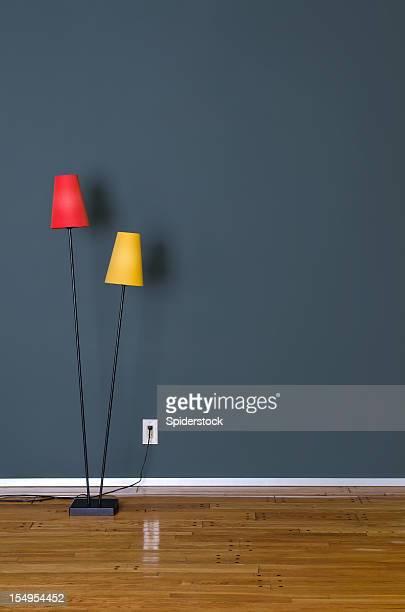 Mid-Century Modern Stehlampe