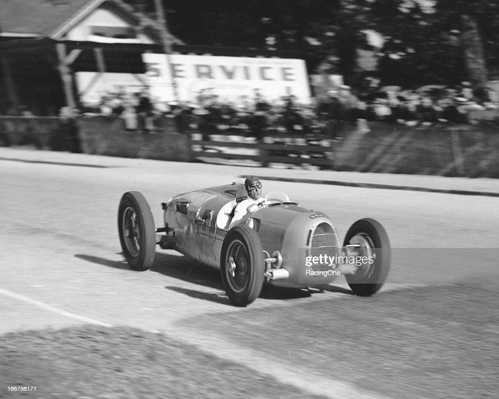 Auto Union Racer - Mid-1930s : News Photo