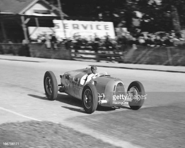 The German Auto Union Grand Prix racing cars were developed and built by a specialist racing department of Horch Works in Zwickau between 1933 and...