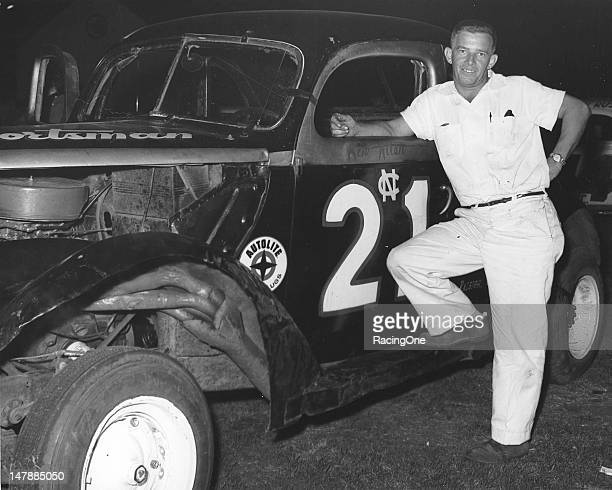 Ken Rush of High Point NC was an accomplished Modified driver before moving to race in NASCAR's Cup Convertible and Grand American divisions Rush won...
