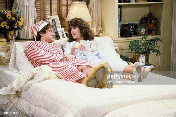 MORK MINDY Midas Mork 4/15/82 Robin Williams Pam Dawber