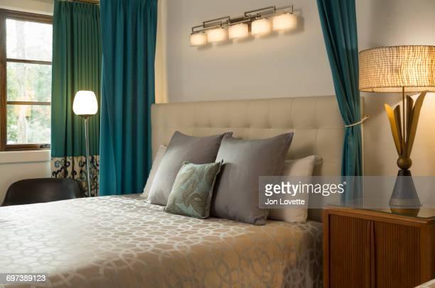 Mid-Century Modern Styled Bedroom