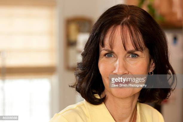 middle age beauty - black hair stock pictures, royalty-free photos & images