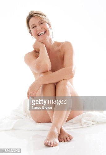 nude athletic middle aged women