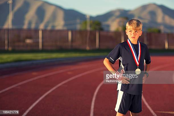 Middle Distance Champion