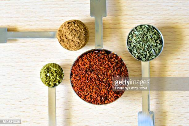 Middle Eastern and Indian Spices