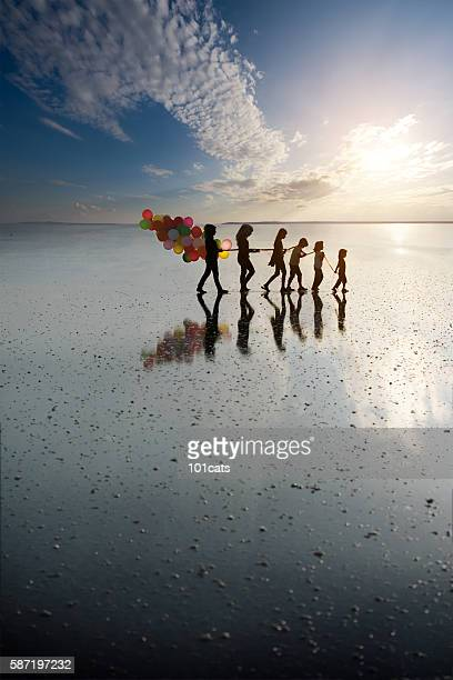 middle eastern children very happy place without war - muslim boy stock photos and pictures
