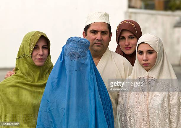 middle eastern family - islamabad stock pictures, royalty-free photos & images