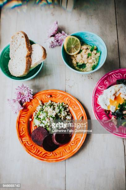 middle eastern feast - banquet stock pictures, royalty-free photos & images