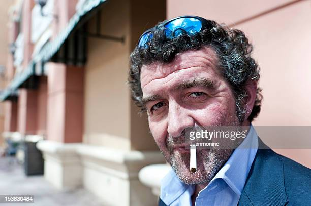 middle eastern man - ugly turkey stock photos and pictures