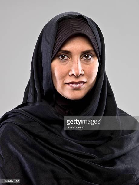 Nahöstlichen Frau (real Personen)