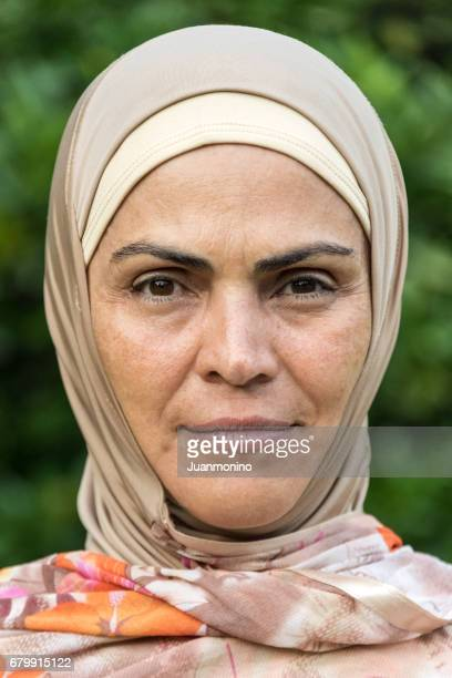 middle eastern woman - north africa stock photos and pictures