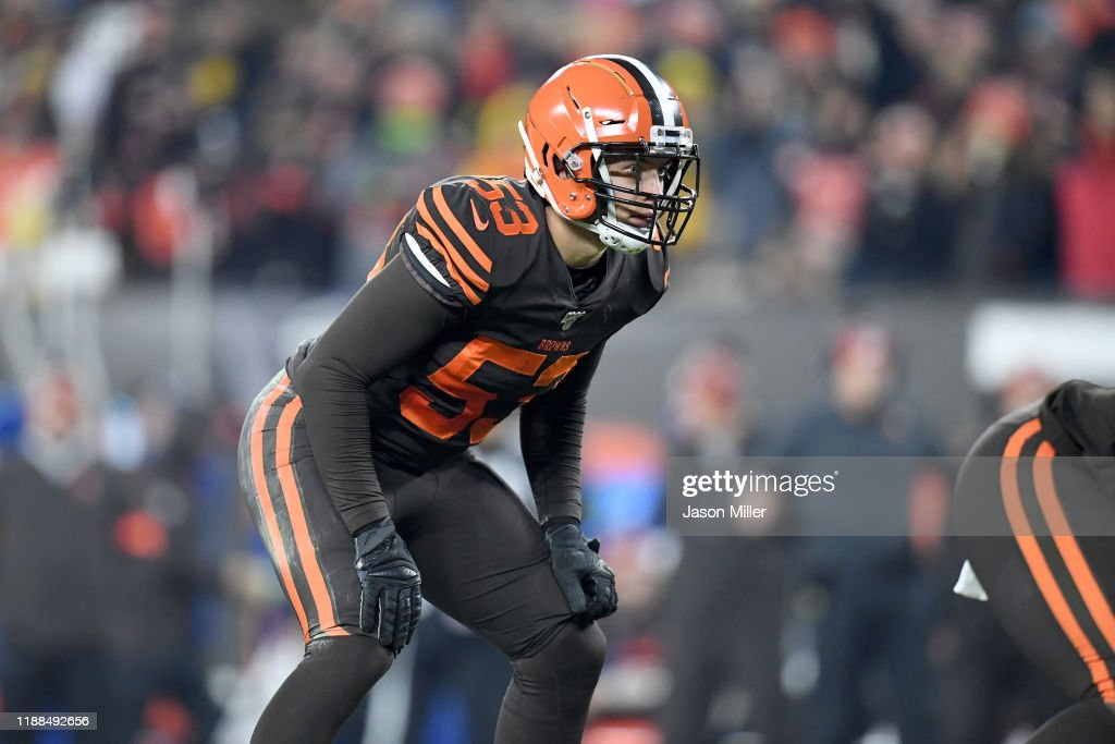 Pittsburgh Steelers vCleveland Browns : News Photo