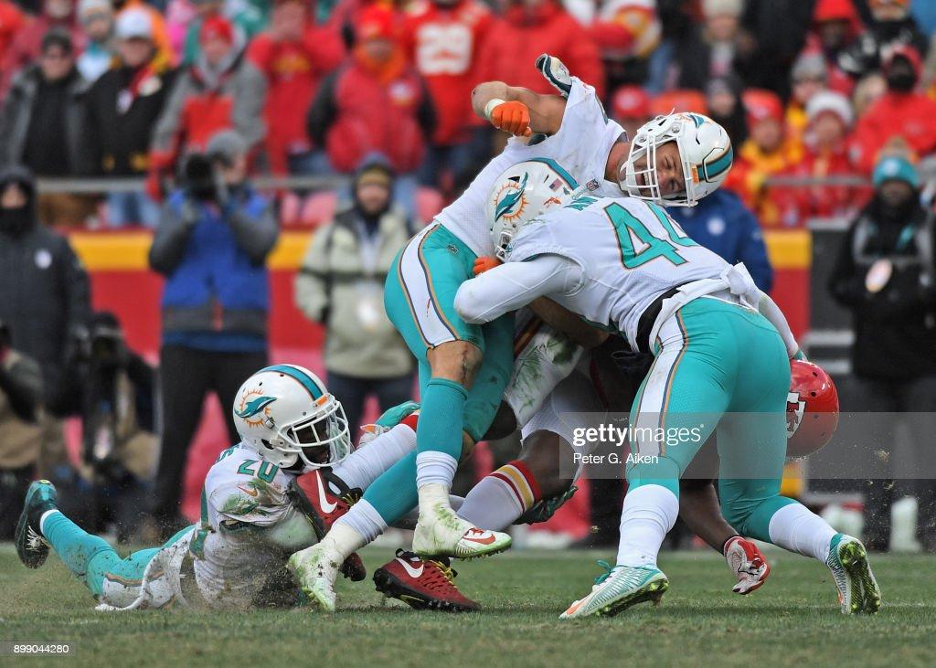 Miami Dolphins vKansas City Chiefs