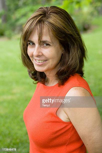 middle-aged - cougar women stock photos and pictures
