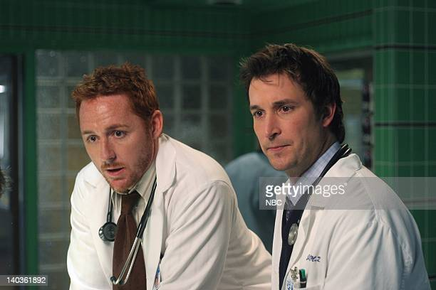 ER 'Middleman' Episode 13 Air Date Pictured Scott Grimes as Doctor Archie Morris Photo by Mike Ansell/NBCU Photo Bank