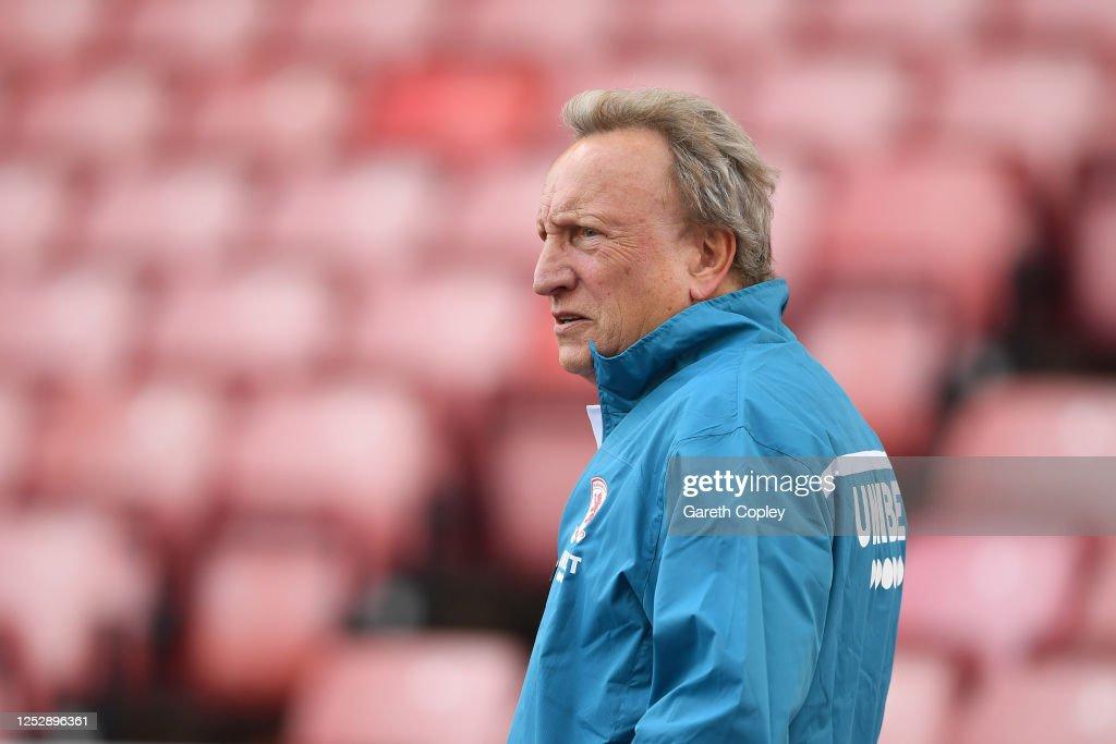 Stoke City v Middlesbrough - Sky Bet Championship : News Photo