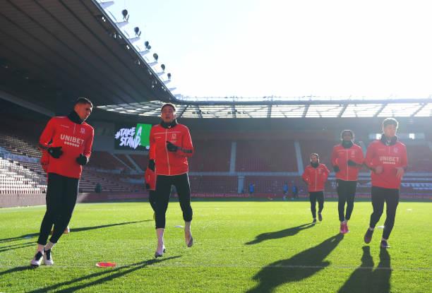 GBR: Middlesbrough v Birmingham City - Sky Bet Championship