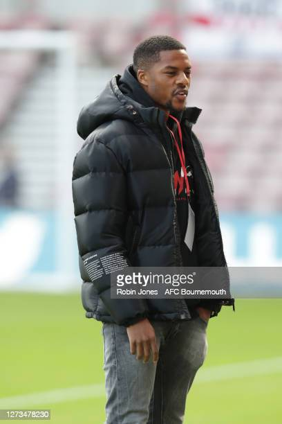 Middlesbough signing Chuba Akpom at the Riverside before the Sky Bet Championship match between Middlesbrough and AFC Bournemouth at Riverside...