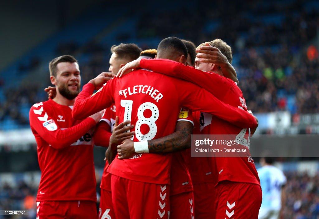 Blackburn Rovers v Middlesbrough FC - Sky Bet Championship : News Photo