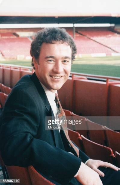 Middlesbrough Chairman Steve Gibson at Ayresome Park 11th May 1995.