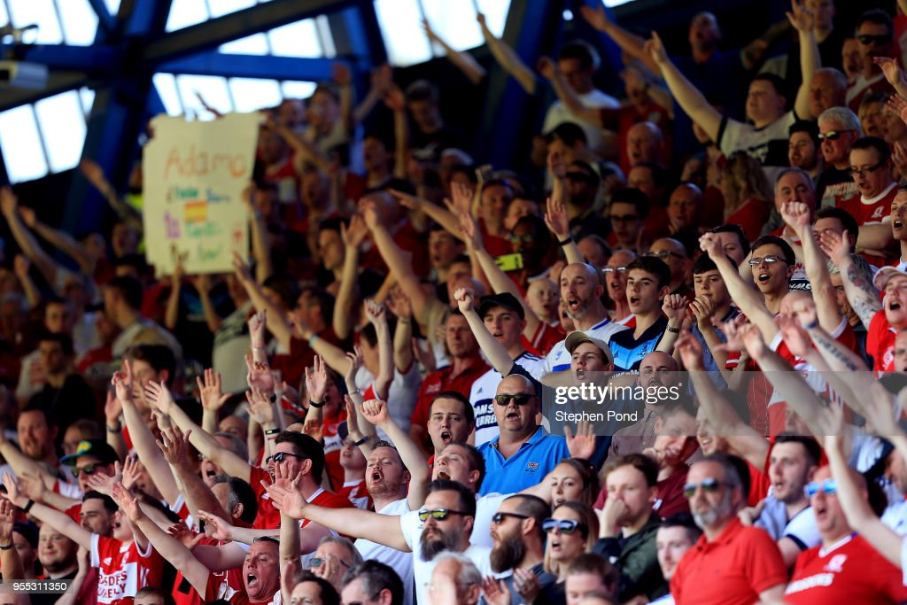 Ipswich Town v Middlesbrough - Sky Bet Championship : News Photo