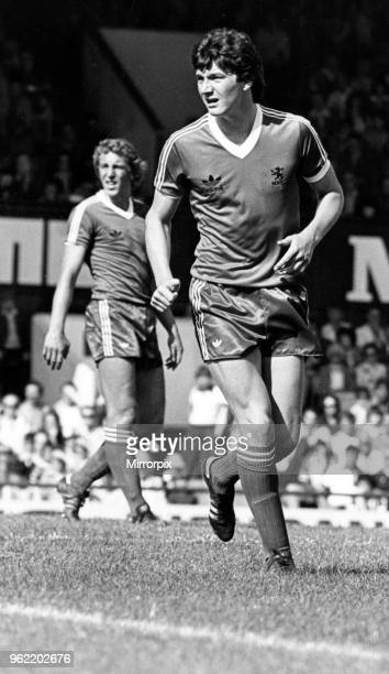 Middlesbrough FC footballer Alan Ramage 19th August 1978