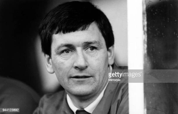 Middlesbrough F.C. Manager Bruce Rioch, 4th February 1989.