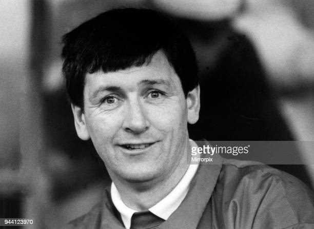 Middlesbrough FC manager Bruce Rioch 4th February 1989