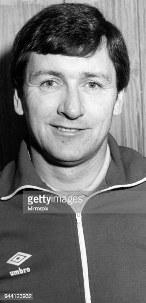 Middlesbrough FC manager Bruce Rioch circa 1986