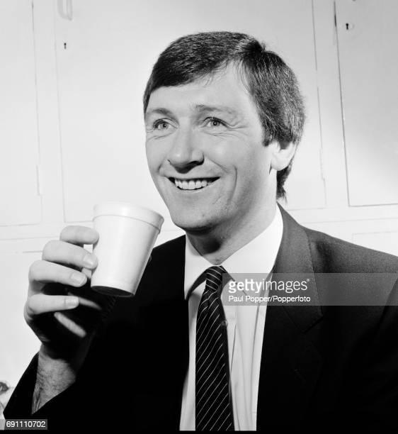 Middlesbrough football manager Bruce Rioch circa 1987